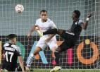 ''Sheriff'' uzvar debijā, Holanns turpina <i>bombardēt</i> ''Borussia'' uzvarā