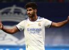 Asensio <i>hat-trick</i> pret bijušo klubu, ''Real'' iesit sešus un grauj ''Mallorca'''