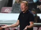 """Barcelona"" prezidents paziņo, ka negrasās atlaist treneri Kūmanu"