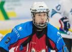 Aizsargam Bogdanam Hodasam 1+3 un pirmās zvaigznes gods WHL spēlē