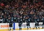 """""""Kraken"""" zaudējums pirmajā mājas spēlē, fināliste """"Canadiens"""" beidzot uzvar"""