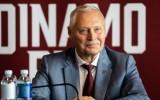 """Savickis par """"Dinamo"""" sezonu: """"Mūsu sasniegumus spēcīgi noraka Covid 19"""""""