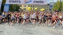 15. septembrī rudens lielākais skrējiens - Sportlat Valmieras maratons