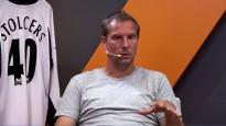 """Futbolbumbas: Štolcers balso par ātru futbolu un atceras Maskavas """"Spartak"""" jaudu"""