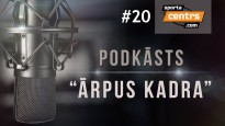 """Podkāsts """"Ārpus Kadra"""", epizode #20"""
