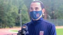 """Tarasovs: """"Par izlases jauno vadību pirmais iespaids pozitīvs"""""""