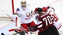 Kariņš apšauba, ka pasaules čempionāta izlases būs gatavas braukt uz Minsku