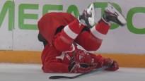 KHL sezonas spēka paņēmienos efektīgi uzvar Mironovs
