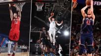 NBA sezona pusē: pārsteigumi, vilšanās un latviešu perspektīvas
