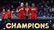 """Netaisnība ASV izlasē: """"Nneka ir vienīgā WNBA MVP, kura vēl nav uzaicināta uz OS"""""""