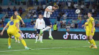 """""""Euro 2020"""" pēdējā ceturtdaļfinālā Anglijai graujoša uzvara"""