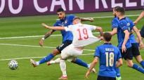 """""""Euro 2020"""" pirmā pusfināla 11m sitienos Itālija sarūgtina spāņus"""