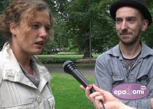 Video: Aicina baudīt Rīgas svētku dārgumus Vērmanes dārzā