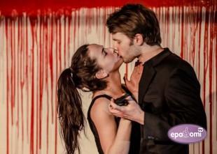 Video: Nāvējošie mīlnieki Bonija un Klaids Dailes teātrī