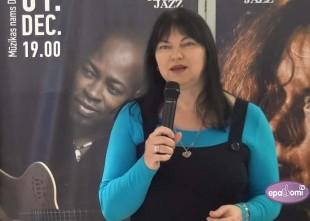 Video: «Art of Riga Jazz» uzstāsies Latvijā neredzēti mākslinieki