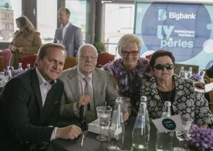"""Video: Jau šonedēļ izcilo latviešu dzejnieku dziesmas """"Bigbank Latvijas pērlēs"""""""