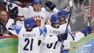 Bronzu drāmā izrauj Somija