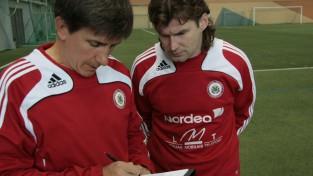 Zemļinskis nosaucis U-21 izlases sastāvu spēlēm pret slovākiem un igauņiem