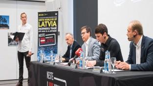 ''Neste World RX of Latvia'' posmā uz starta izies četri latviešu sportisti