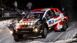 Rovanpera kļuvis par WRC vēsturē jaunāko kopvērtējuma līderi