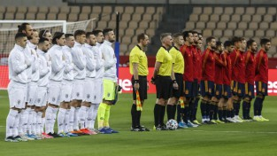 Politika futbolā: Spānijā nevēlas atzīt, ka aizvada spēli pret Kosovas izlasi