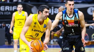 ČL ''Final8'' ceturtdaļfinālā VEF uzvarējušo ''Tenerife'' un ''Strasbourg'' duelis