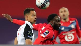 "Līdere ""Lille"" mača izskaņā izrauj punktu pret ""Montpellier"""