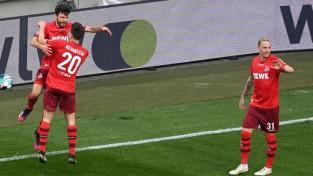 ''Koln'' pārsteidz un izcīna sesto uzvaru čempionātā, ''Bayern'' palielina pārsvaru