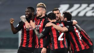 ''Milan'' sagrauj ''Juventus'' un sper platu soli tuvāk Čempionu līgai