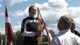 """Kociņai 62.76 metrus tāls metiens """"Ventspils šķēpos"""", uzvar arī J.S. Grīva"""