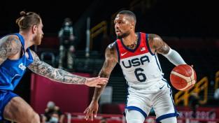 ASV ceturtdaļfinālā ielozē pret Spāniju, Slovēnija tiksies ar Vāciju