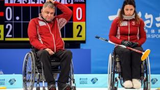 Ratiņkērlinga izlase ceturtajā pasaules čempionāta dienā piedzīvo divus zaudējumus