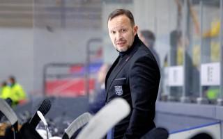 """Sorokins pirms U18 pasaules čempionāta: """"Netaisāmies sēdēt aizsardzībā"""""""