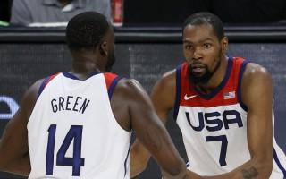 Durents ķer Entoniju, ASV tronis briesmās: sāksies olimpiskais basketbols