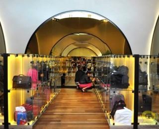 Foto: Turkish Airlines starptautisko lidojumu biznesa klases uzgaidāmās telpas (CIP lounge)  Stambulas lidostā