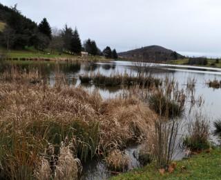 Foto: Izerona un Ronzey ezers Francijā