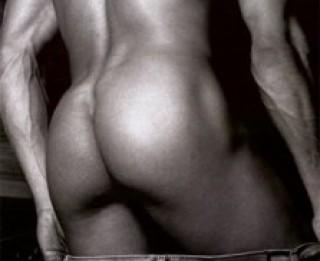 Anālā prostatas masāža - anālais strap on sekss. 18+