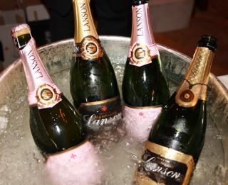 Iepazīsties! Pasaulslavenais Lanson šampanietis