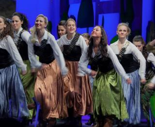 """Operetes """"Klīvija"""" iestudējums viesosies Liepājas teātrī"""