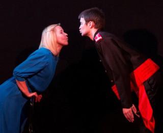 Dramaturgu teātra viesizrāde Rūjienas novada Lodē