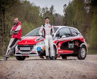 LMT Autosporta Akadēmijas sportisti aizvadījuši saspringtas un dinamiskas sacīkstes – M.Sesks līderis Igaunijā, I.Beļakovs trešais Baltijā