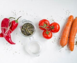 Veselīga dzīvesveida superprodukti vidusmēra latvieša virtuvē
