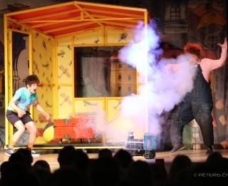 Operetes teātris sāk jauno sezonu ar muzikālu piedzīvojumu spēli Karlsons