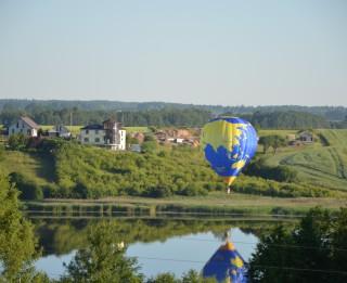 """Aicina uz vērienīgāko gaisa balonu festivālu """"Saldus 2018"""""""