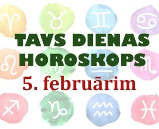 Tavs dienas horoskops 5. februārim