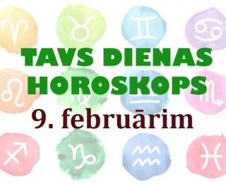 Tavs dienas horoskops 9. februārim