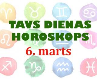 Tavs dienas horoskops 6. martam