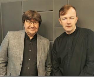 """Jānis Lūsēns un Kārlis Vērdiņš radījuši jaunu mūziklu  """"Zvaigznes bērns"""""""
