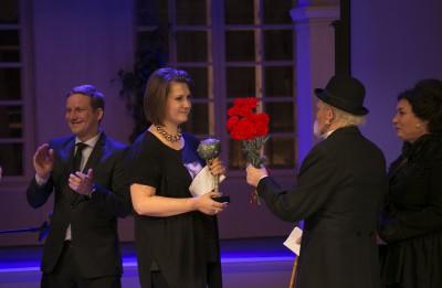 Otro Krodera balvu saņem māksliniece Monika Pormale