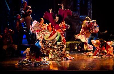 """Daugavpils teātrī – J. Štrausa operete """"Čigānu barons"""""""